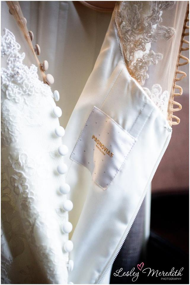 lindsay wedding dress
