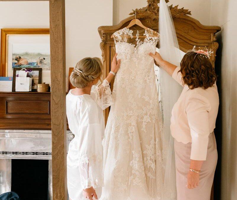 Bride Gift Bride robe luxury nightwear
