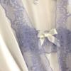 Luxury Brides robe Wedding Nightwear