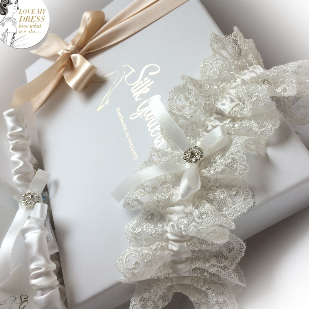 gift for the bride beautifully boxed