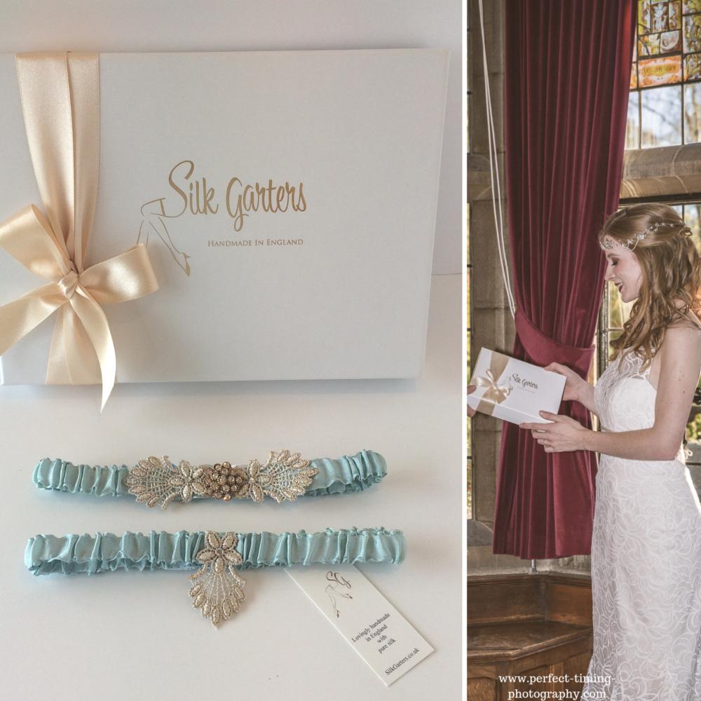 boxed wedding brides gift