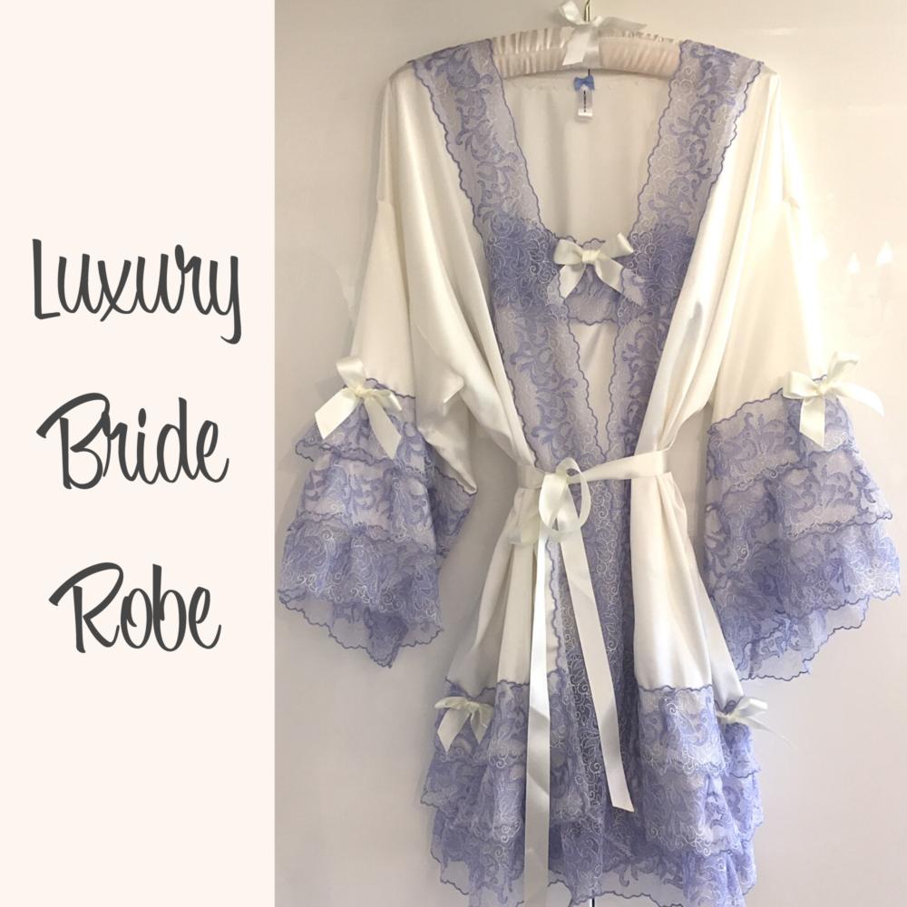 Luxury Brides Robe