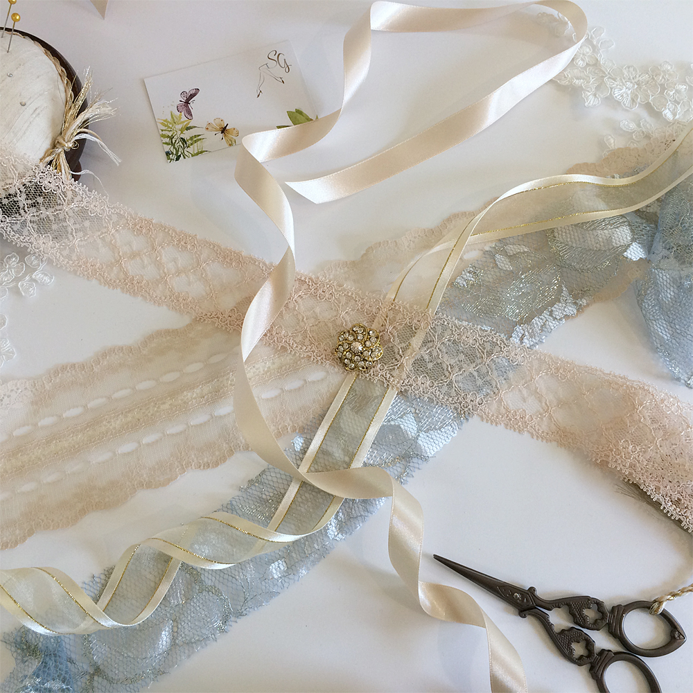 lace for garters