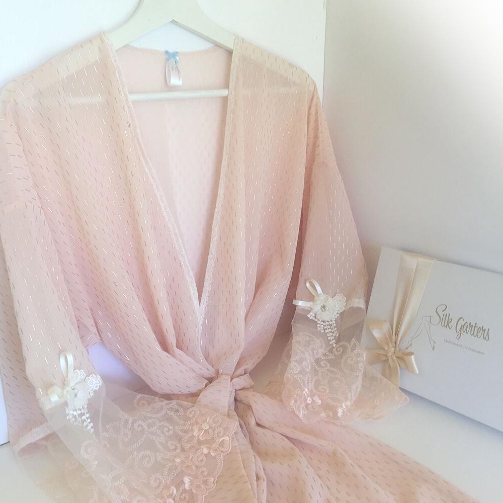Sophia-robe-blush-and-gold wedding