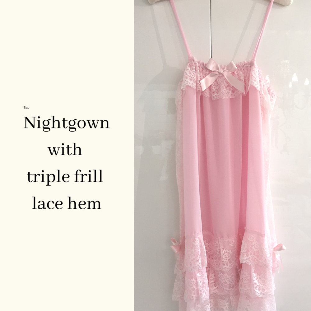 Honeymoon dreams nightdress