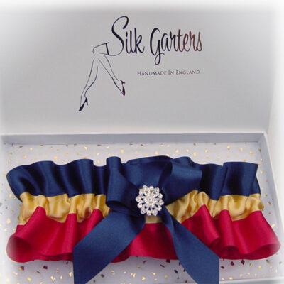 REME military wedding garter