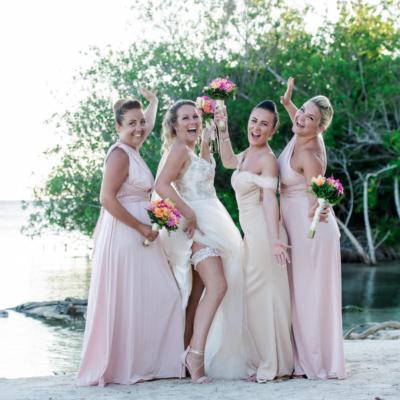Wedding garter Choose your colour