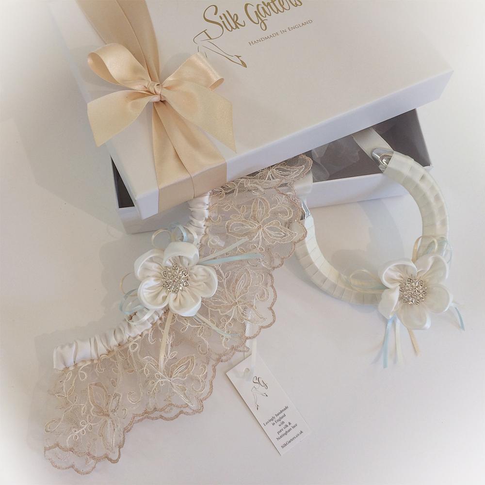 wedding garter sets