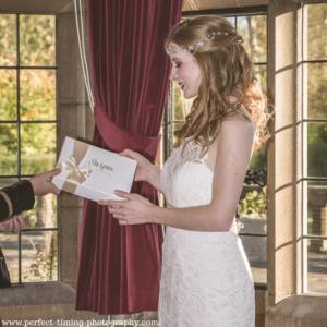 wedding garter gift groom